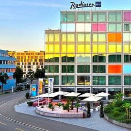 Hotel Radisson, Inseliquai 12 6005 Lucerne