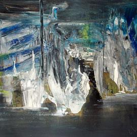 Fairymaiden  - 100 x 80 cm x 4  cm - 2016