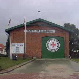 Rettungschuppen KÜHLUNGSBORN / Mecklenburg-Vorpommern /Ostsee