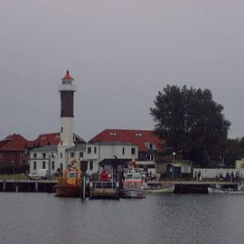 Liegeplatz Insel POEL / Meckleburg-Vorpommern / Ostsee