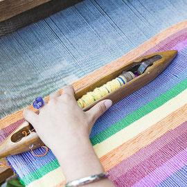 Textil, Weben, Stoff, Garn, Spinnen
