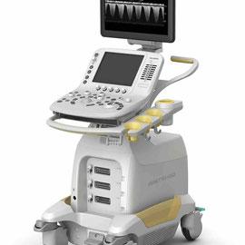 High-end Ultraschall der Firma Hitchi-Aloka Arietta V70