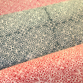 Block Print Fabric Anna, made in Rajasthan, designed by Maasa Production Pvt. Ltd.