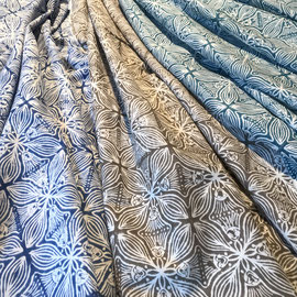 Block Print Fabric Sara, made in Rajasthan, designed by Maasa Production pvt. Ltd.