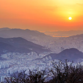 Busan, Südkorea