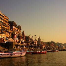 Varanasi in india