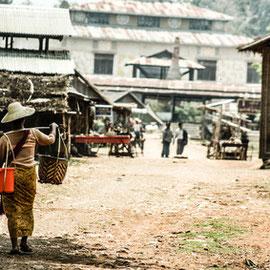 Im Inland, Shan Staat, Myanmar