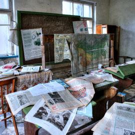 Schools Exclusion Zone Chernobyl