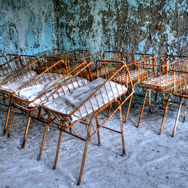 Hospital Exclusion Zone Chernobyl