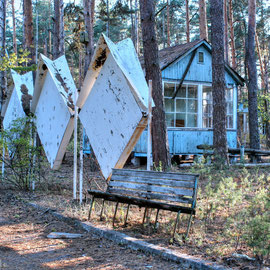 Summer Camps Exclusion Zone Chernobyl
