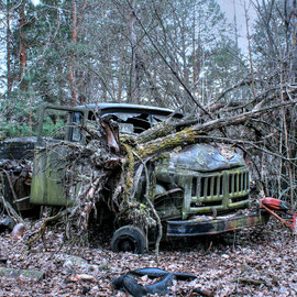 Vehicles & Engines Exclusion Zone Chernobyl