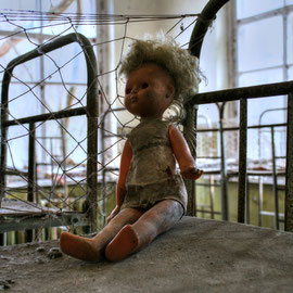 Playschools of Exclusion Zone Chernobyl