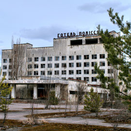 All things of Exclusion Zone Chernobyl