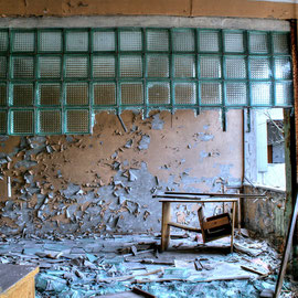 Factory Jupiter Exclusion Zone Chernobyl