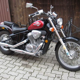 mein erstes Moped VT 600 2000