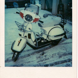 mein geliebter Roller PX 80 1987