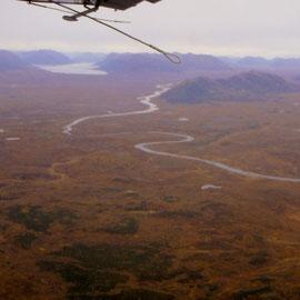 Karluk River und  Lake