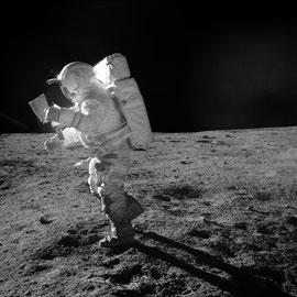 Apollo 14 Edgar D. Mitchell - Photo : Nasa/CDN
