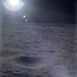 Apollo 14 Le module lunaire - Photo : Nasa/CDN