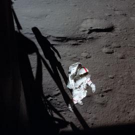 Apollo 14 Commandant Shepard - Photo : Nasa/CDN