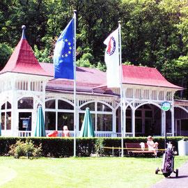"""Foto aus der Festschrift des Golf-Clubs Bad Nauheim e.V """"1904 - 2004: 100 Jahre Golf in Bad Nauheim"""""""