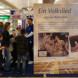 Elvis Fever! Rock'n Roll zum Muttertag - Airlebnis-Tage Frankfurt Airport 10.05.2015, Foto: Beatrix van Ooyen