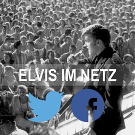 ELVIS IM NETZ: Die bemerkenswertesten und am liebsten schönsten Tweeds, Posts, Blogs, Websites etc.