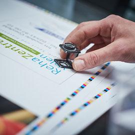LIVING PSO! Zertifizierung in der Praxis –Satzdruck - Druckerei Coesfeld NRW