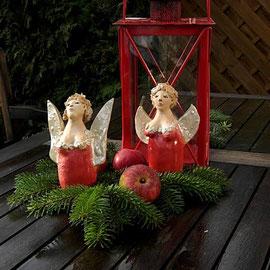 Engel aus Keramik