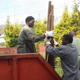 Hilfe aus dem Senegal