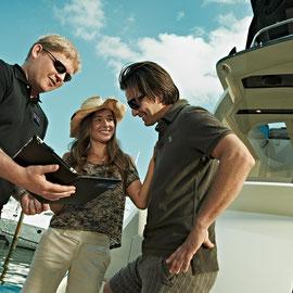 TPS  Concessionnaire Volvo Penta Hyères s'occupe de votre bateau en votre absence