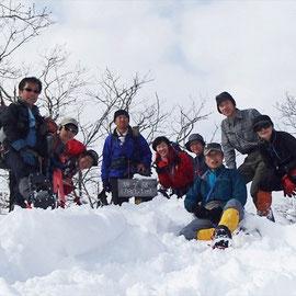 駒ケ岳に着きました