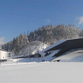 Festspielhäuser Winter Erl