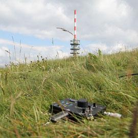 Aktivierung des Feldbergs in Baden Württemberg DM/BW-001