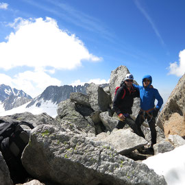 Cima del Pico de la Madaleta