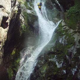 Barranco de Causacas, Asturias
