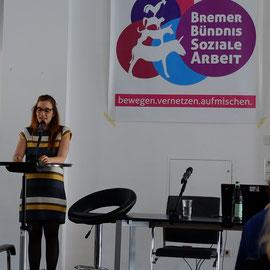 Moderatorin marie Seedorf