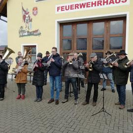 Dietersdorf am Feuerwehrhaus