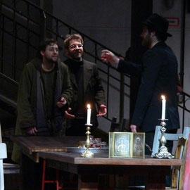 Michael J. Schwendinger (Thaddaeus) , Harald Wurmsdobler (Thomas) , Alexander Puhrer (Jesus)