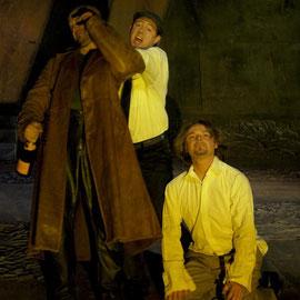 Michael Wagner (Ekart) - Michael J. Schwendinger (Horgauer) - Gernot Heinrich (Johannes)
