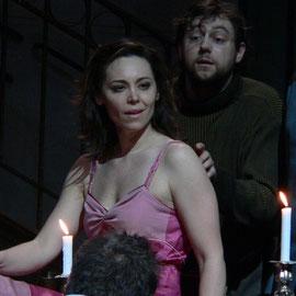 Jennifer Davison (Ghost) , Michael J. Schwendinger (Thaddaeus)