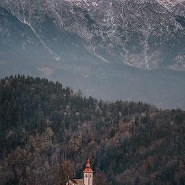 St Thomas Kirche Rateče/Slowenien