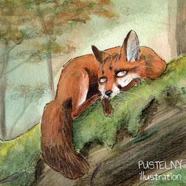 Illustration Fuchs