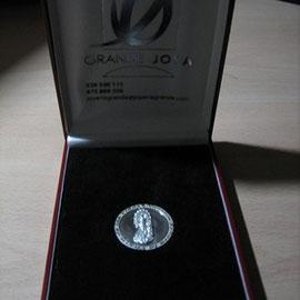 Nueva moneda Virgen de las Viñas