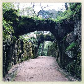 Quinta da Regaleira - Ponts de pierres © Sandrine Tellier