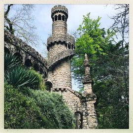 Quinta da Regaleira - Grande tour © Sandrine Tellier