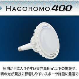 HAGOROMO 400