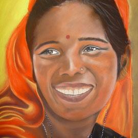Sourire Hindou