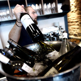 Walhofs Winebar, Frankfurt, Design, Lounge, Wine, Tappas