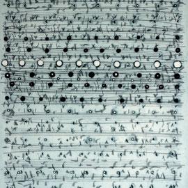 o.T. - Radierung - 32 x 25 cm - Aufl.  100 - o.J.